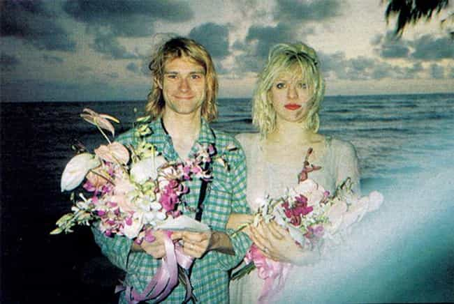Courtney Love is listed (or ranked) 2 on the list 7 Celebrities Whose Spouses Committed Suicide