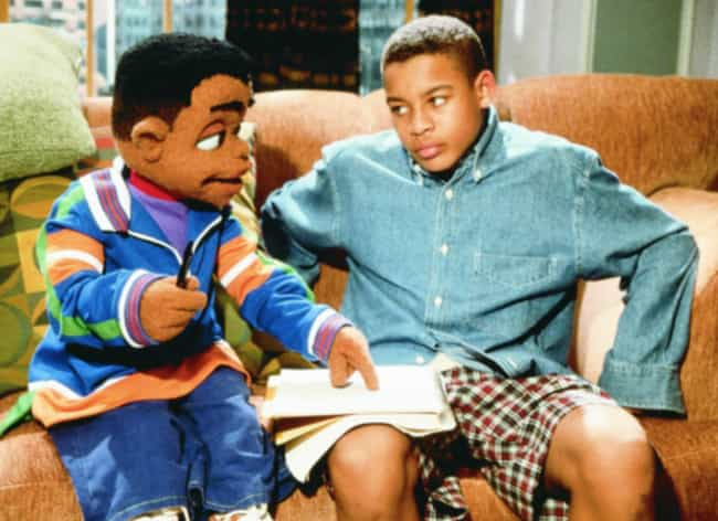 Cousin Skeeter is listed (or ranked) 4 on the list The 13 Strangest Kids' Shows From The '90s All Had Puppets