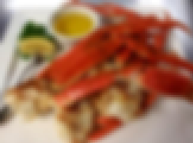 Crab is listed (or ranked) 3 on the list The Best (Non-Fish) Seafood, Ranked