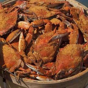 Maryland – Crab is listed (or ranked) 4 on the list The Most Popular Food In Each State, According To People Who Actually Live There