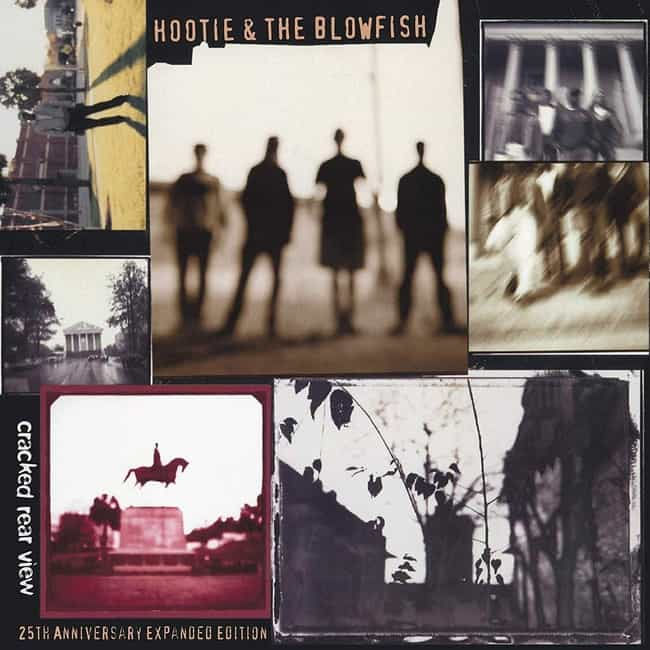 Cracked Rear View is listed (or ranked) 1 on the list The Best Hootie & The Blowfish Albums of All-Time