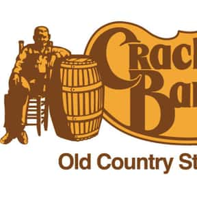 Cracker Barrel is listed (or ranked) 2 on the list The Best Family Restaurant Chains in America