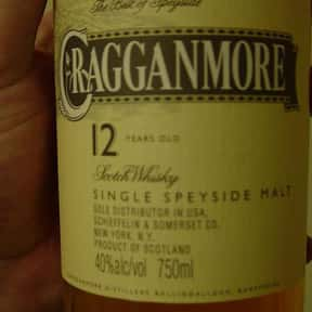 Cragganmore is listed (or ranked) 26 on the list The Best Scotch Brands