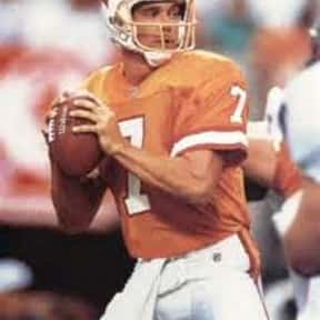 Craig Erickson is listed (or ranked) 17 on the list The Best Tampa Bay Buccaneers Quarterbacks of All Time