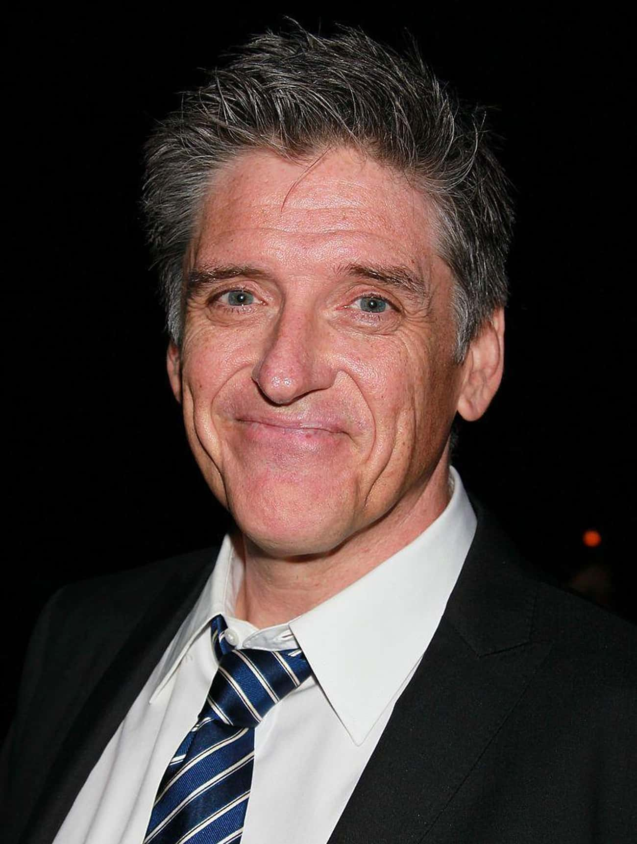 Craig Ferguson is listed (or ranked) 1 on the list Famous People Born in 1962