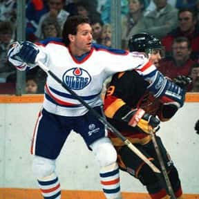 Craig MacTavish is listed (or ranked) 25 on the list The Greatest Edmonton Oilers of All Time