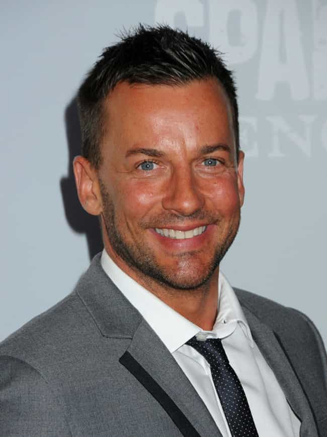 Craig Parker is listed (or ranked) 2 on the list Spartacus: Vengeance Cast List