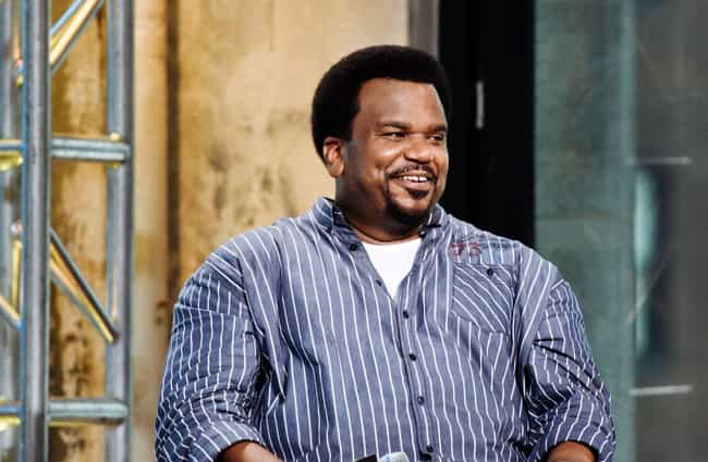 Craig Robinson is listed (or ranked) 2 on the list Black Actors Who Are Scorpios