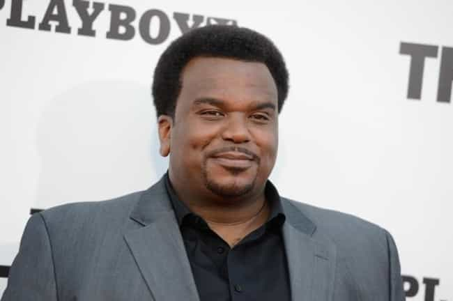 Craig Robinson is listed (or ranked) 2 on the list Celebrity Arrests 2013: Celebrities Arrested in 2013