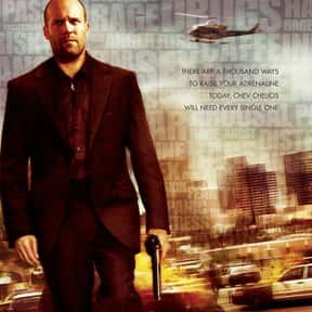 Crank is listed (or ranked) 10 on the list The Best Jason Statham Movies of All Time, Ranked