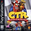 Crash Team Racing is listed (or ranked) 9 on the list The Best Vehicular Combat Games of All Time