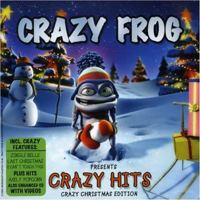 Crazy Hits is listed (or ranked) 3 on the list The Best Dance Christmas Albums