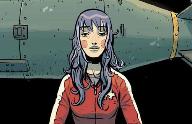 Crazy Jane is listed (or ranked) 1 on the list The Best Doom Patrol Members