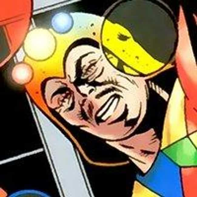 Crazy Quilt is listed (or ranked) 4 on the list The All Time Lamest Batman Villains