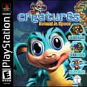 Creatures is listed (or ranked) 43 on the list The Best God Games of All Time