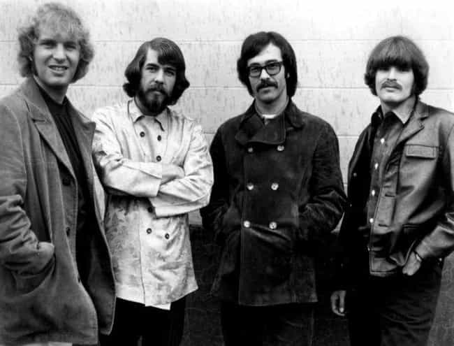 Creedence Clearwater Revival is listed (or ranked) 2 on the list Bands Whose Whole Thing Is Hating Each Other