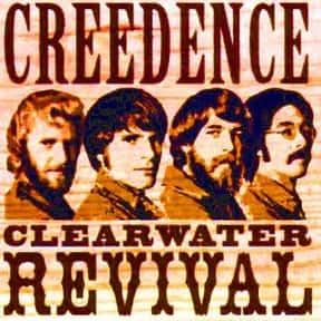 Creedence Clearwater Revival is listed (or ranked) 13 on the list The Greatest Live Bands of All Time