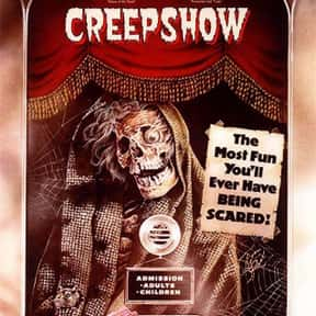 Creepshow is listed (or ranked) 8 on the list The Best Horror Movies Of The 1980s