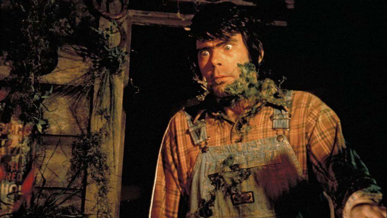 Creepshow is listed (or ranked) 4 on the list Pretty Good Horror Movies That (Literally) Get Under Your Skin
