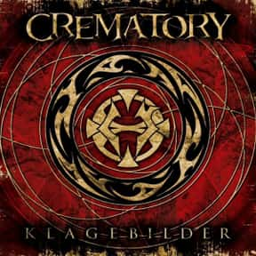 Crematory is listed (or ranked) 16 on the list The Best Gothic Metal Bands