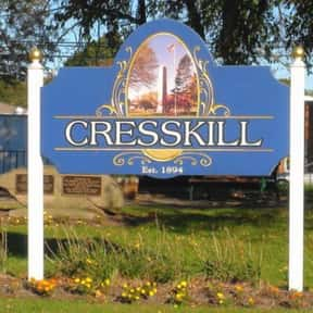 Cresskill is listed (or ranked) 6 on the list The Worst Cities in America to Live in or Visit