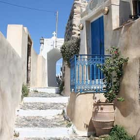 Crete is listed (or ranked) 26 on the list The Best Mediterranean Cruise Destinations