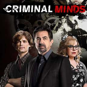 Criminal Minds is listed (or ranked) 1 on the list The Best Crime Shows on TV Right Now