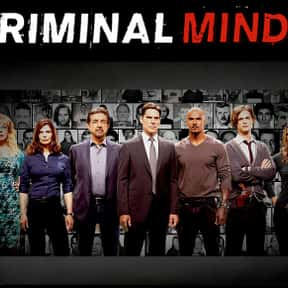 Criminal Minds is listed (or ranked) 3 on the list The Best Shows About the FBI