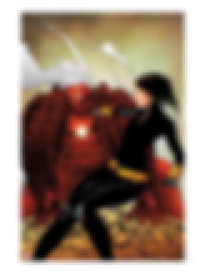 Crimson Dynamo is listed (or ranked) 4 on the list The Best Black Widow Villains