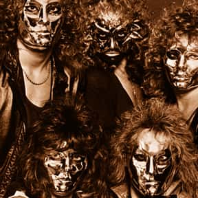Crimson Glory is listed (or ranked) 14 on the list The Greatest Musical Artists of All Time