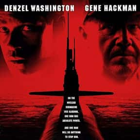 Crimson Tide is listed (or ranked) 5 on the list The Best Cold War Movies