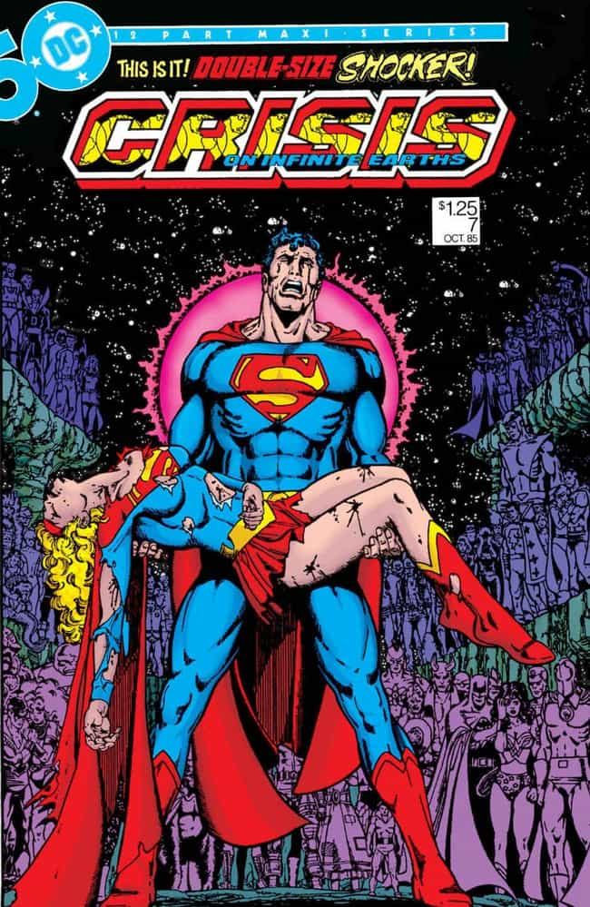 Crisis on Infinite Earth... is listed (or ranked) 2 on the list The Best Supergirl Storylines To Get To KnowKara Zor-El