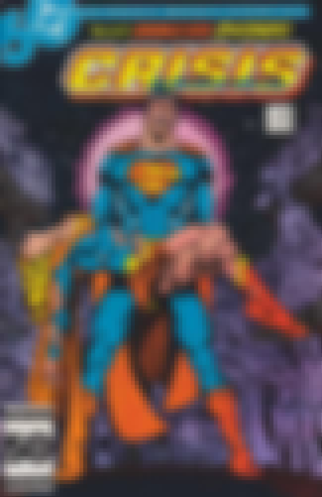 Crisis on Infinite Earths is listed (or ranked) 1 on the list The Most Destructive Comic Book Events