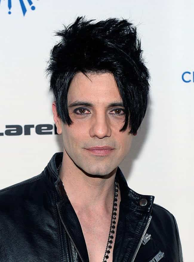 Criss Angel is listed (or ranked) 3 on the list Famous Male Stunt Performers