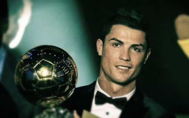 Cristiano Ronaldo is listed (or ranked) 1 on the list The Hottest Professional Athletes (Male)