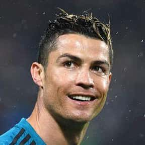 Cristiano Ronaldo is listed (or ranked) 24 on the list The Hottest Men Of 2018, Ranked