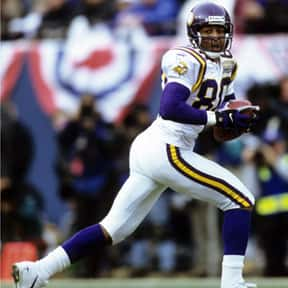 Cris Carter is listed (or ranked) 8 on the list The Best Minnesota Vikings Of All Time