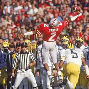 Cris Carter is listed (or ranked) 6 on the list The Best Ohio State Buckeyes of All Time