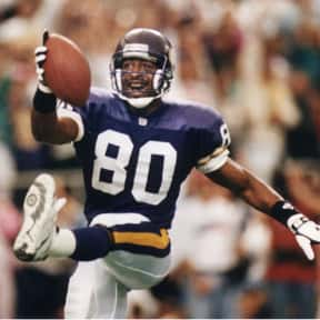 Cris Carter is listed (or ranked) 7 on the list The Best Wide Receivers of All Time