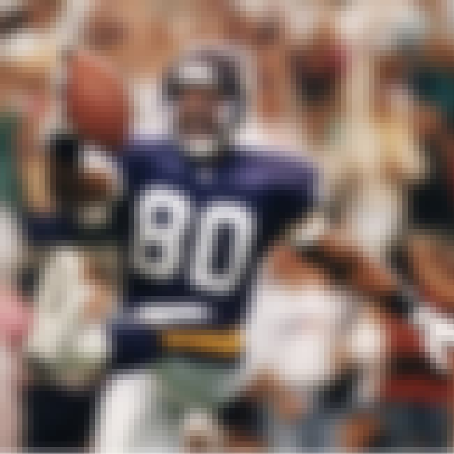 Cris Carter is listed (or ranked) 8 on the list The Best Wide Receivers of All Time