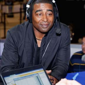 Cris Carter is listed (or ranked) 11 on the list Famous Ohio State University Alumni