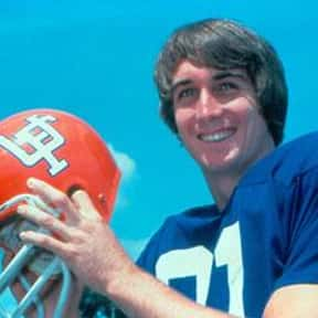 Cris Collinsworth is listed (or ranked) 16 on the list The Best University of Florida Football Players of All Time