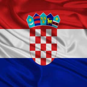 Croatia is listed (or ranked) 17 on the list The Prettiest Flags in the World