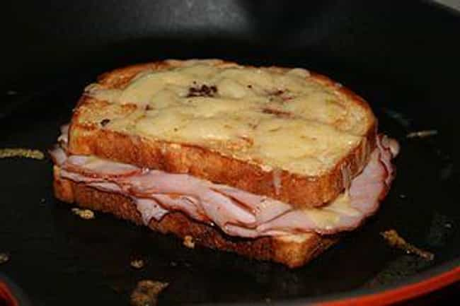 Croque-monsieur is listed (or ranked) 2 on the list 20+ International Recipes to Treat Your Taste Buds