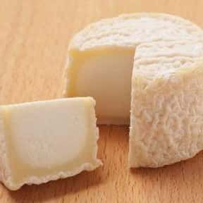 Crottin de Chavignol is listed (or ranked) 9 on the list The Best Semi-Soft Cheese