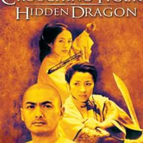 Crouching Tiger, Hidden Dragon is listed (or ranked) 8 on the list The Best Movies of 2000