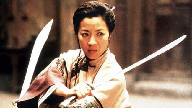 Crouching Tiger, Hidden Dragon is listed (or ranked) 7 on the list Movies with the Most Hardcore Women
