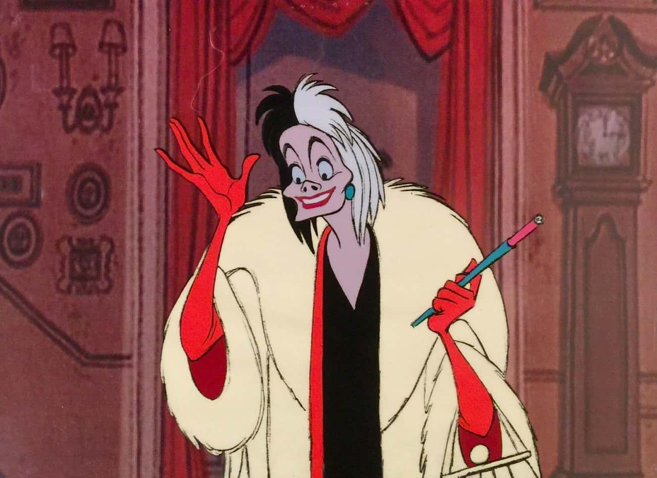 Cruella de Vil, 'One Hundred and One Dalmatians'