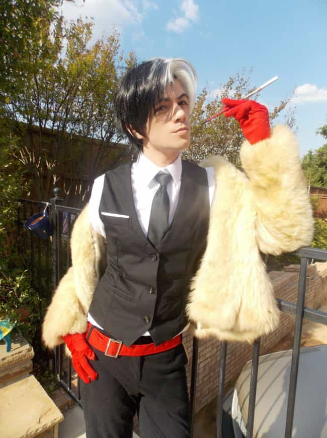 Cruella de Vil is listed (or ranked) 2 on the list 20 Hot Nerd Dudes in Unbelievably Sexy Genderbending Cosplays