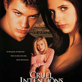 Cruel Intentions is listed (or ranked) 11 on the list The Best Romance Movies Rated R